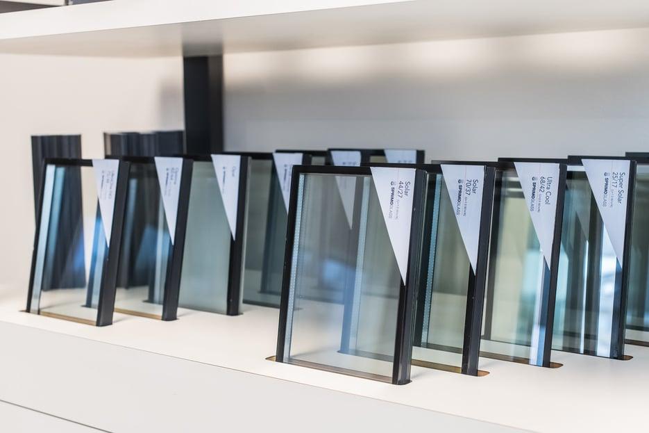 argongas thermisch regulerend glas