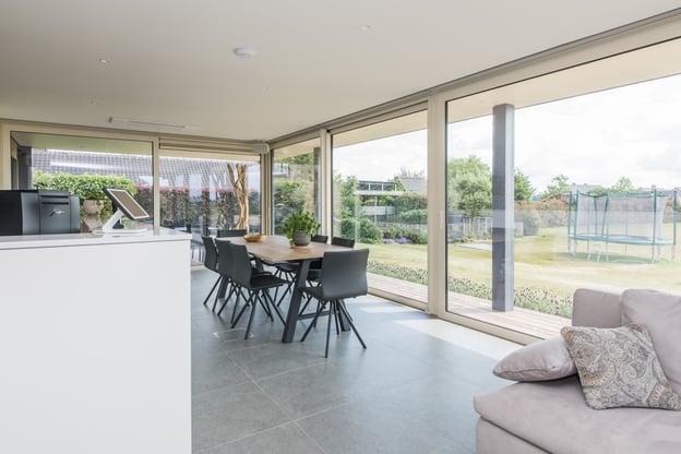 open ruimte keuken